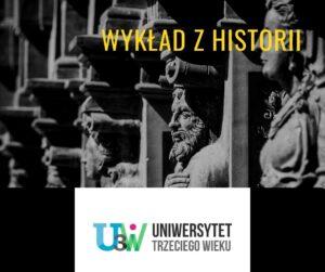 OGŁOSZENIE UTW – WYKŁAD Z HISTORII