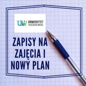 Oferta zajęć UTW II semestr 2019