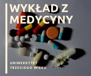 Termin wykładu z medycyny