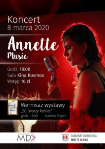Świat kobiet pełen sztuki – 8 marca w MDK