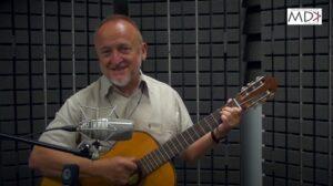 Recital Marka Majewskiego na stronie, Fb i YouTube MDK
