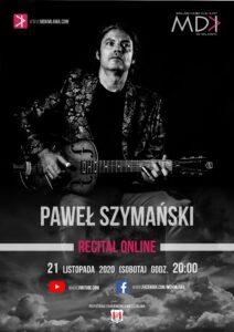 Zapraszamy Was na koncert online prosto ze studia MDK!