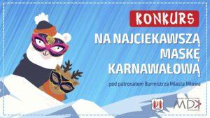 Nowy konkurs plastyczny MDK w Mławie