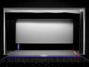zdjęcie sceny kina