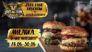 Plansza Food Truck Mława