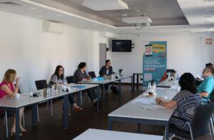 Posiedzenie Komisji Konkursu na Otwarte Inicjatywy Kulturalne