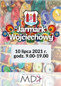 Jarmark Wojciechowy powraca. Przyjmujemy zgłoszenia od wystawców