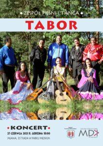 Zespół Pieśni i Tańca TABOR