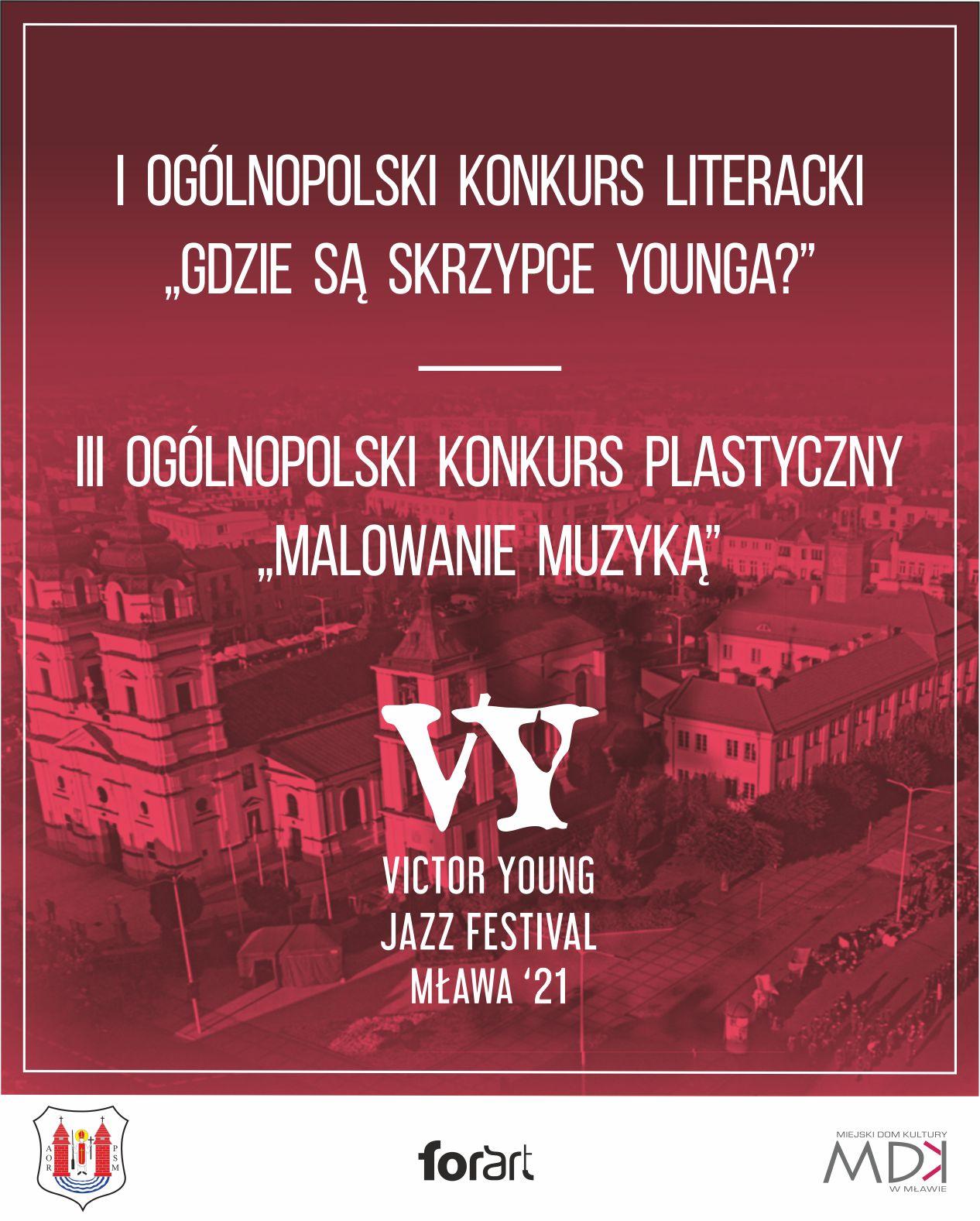 Zainspiruj się twórczością Victora Younga i weź udział w KONKURSACH!
