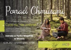 Koncert poezji śpiewanej już 6 sierpnia