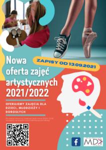 Oferta zajęciowa 2021/2022