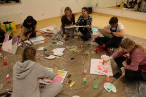 Sztuka abstrakcyjna – warsztaty