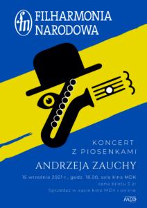 Powracają koncerty Filharmonii Narodowej. Pierwszy już 15 września