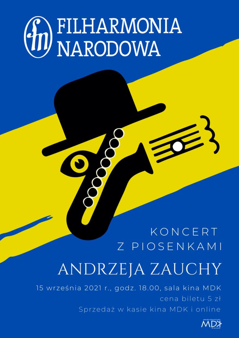 koncert Andrzej Zaucha