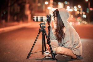 Zajęcia fotograficzne dla dzieci i młodzieży