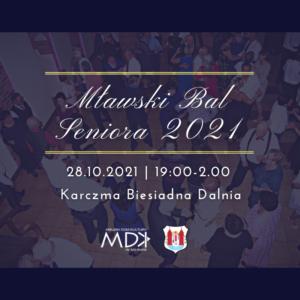 Mławski Bal Seniora 2021